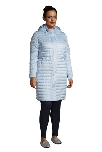 Women's Plus Size Fleece Lined Insulated Winter Coat with Hood