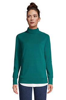 Women's Serious Sweats Funnel Neck Sweatshirt