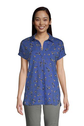Longshirt aus Baumwoll/Modalmix für Damen