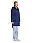 Parka Isolante en Coton Enduit, Femme Stature Standard