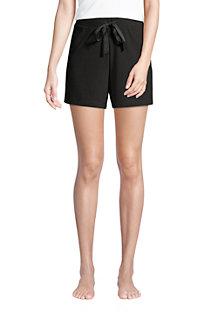 Pyjama-Shorts mit Kordelzug für Damen