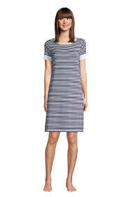 Women's Lounge Knit T-shirt Pajama Dress