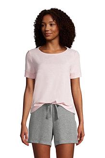 Jersey-Schlafshirt für Damen