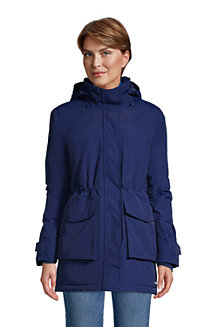 Women's Squall Winter Parka Coat with Hood