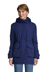 Women's Squall Insulated Waterproof Winter Parka Coat with Hood