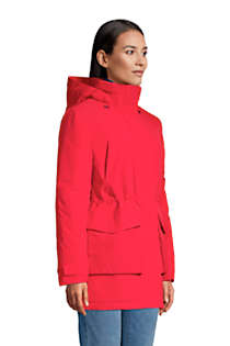 Women's Tall Squall Insulated Waterproof Winter Parka Coat with Hood, alternative image