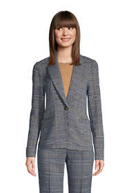 Women's Jacquard Sport Knit Blazer