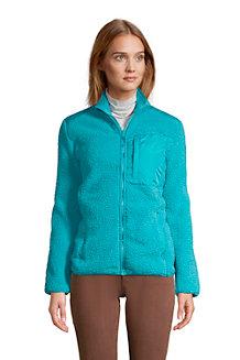 Jacke aus Teddyfleece für Damen