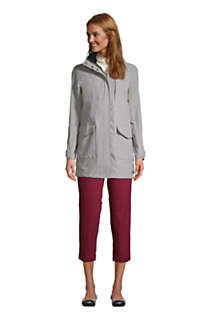Women's Squall Waterproof Raincoat with Hood, alternative image