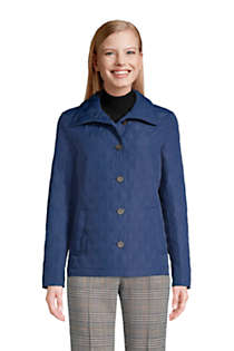 Women's Insulated Packable Quilted Barn Jacket, Front