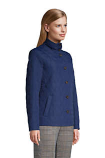 Women's Insulated Packable Quilted Barn Jacket, alternative image