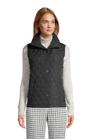 Women's Insulated Packable Quilted Barn Vest