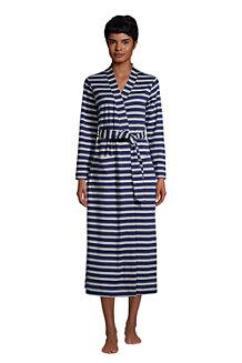 Robe de Chambre en Coton Supima, Femme