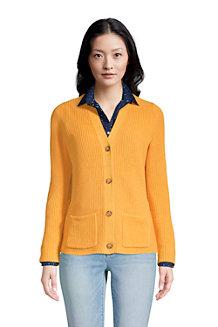 Women's Long Sleeve Drifter Shaker Stitch Cardigan