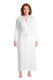Women's Plus Size Supima Cotton Long Robe