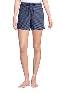 Women's Cozy Jersey Pyjama Bottoms Sleep Shorts