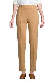 Pantalon Fuselé Sport Knit Taille Haute, Femme