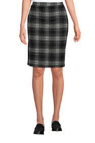 Women's Sport Knit Pencil Skirt