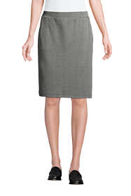 Women's Petite Sport Knit Pencil Skirt