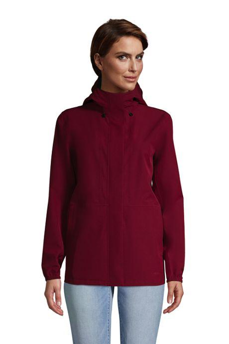 Women's Waterproof Rain Jacket