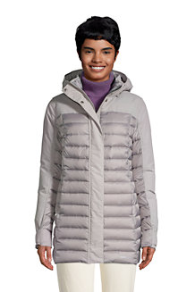 Women's Squall & Down Hybrid Winter Coat