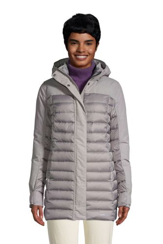 Women's Plus Squall & Down Hybrid Winter Coat