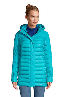 Women's Squall & Down Hybrid Winter Coat