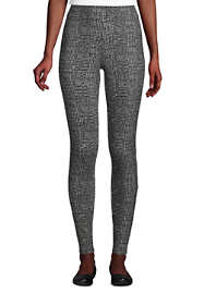Women's Petite Starfish Knit Leggings Print