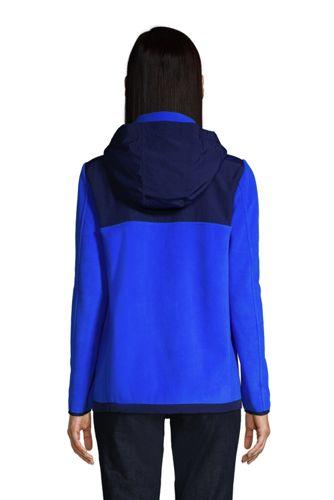 Women's Petite Fleece Heritage Full Zip Jacket