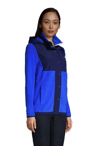 Women's Fleece Heritage Full Zip Jacket