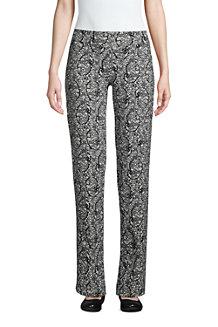 Pantalon Starfish Raffiné Imprimé, Femme