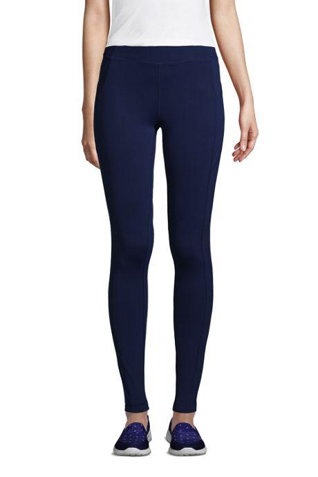 Women's Active High Rise Compression Slimming Pocket Leggings