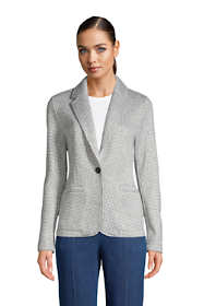 Women's Sweater Fleece Blazer Jacket