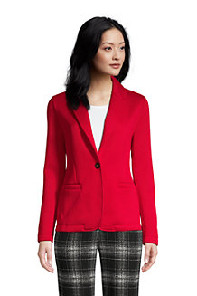 Women's Sweater Fleece Blazer
