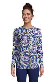 Women's Performance Long Sleeve Hem Tunic Top