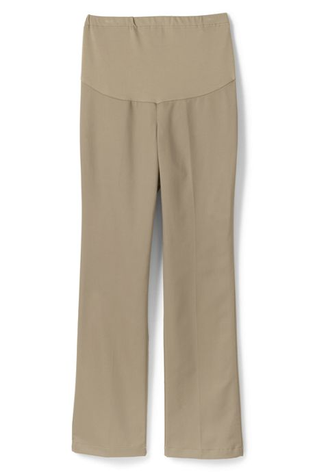 Maternity Straight Leg Chino Pants
