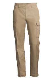 Mens Big Traditional Fit Cargo Pants