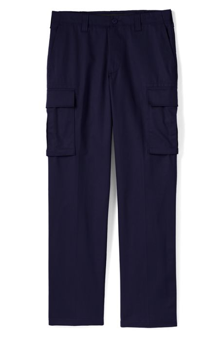 Men's Traditional Fit Cargo Pant