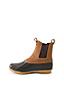 Chelsea Duck Boots mit Flanellfutter für Herren