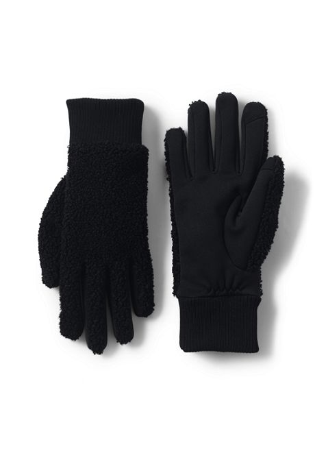 Women's Sherpa Fleece Winter Gloves