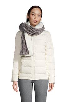 Chenille-Schal für Damen