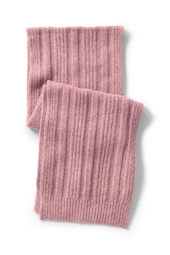 Women's Lightweight Winter Knit Scarf