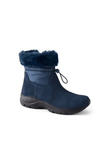 Women's Insulated Cuffed Snow Boots
