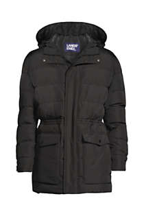 Men's Thermoplume Down Alternative Parka, Front