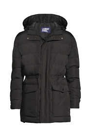 Men's Big Thermoplume Down Alternative Parka