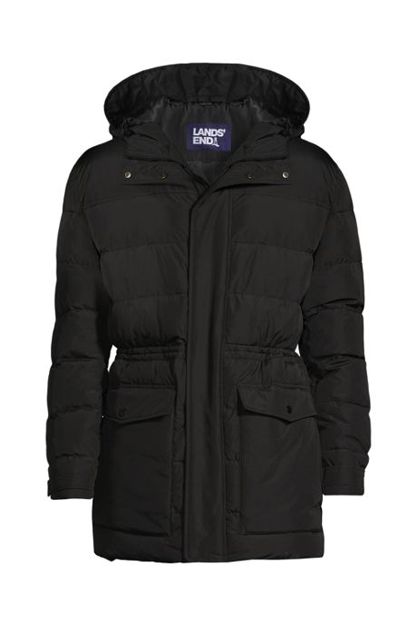 Men's Thermoplume Down Alternative Parka