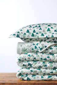 Velvet Flannel Reversible Comforter