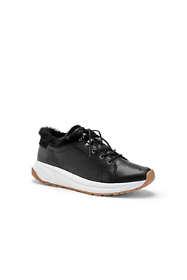 Women's Comfort Cozy Suede Leather Sneakers