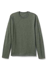 Men's Tall Slub Long Sleeve T-Shirt