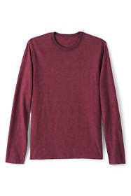 Men's Slub Long Sleeve T-Shirt